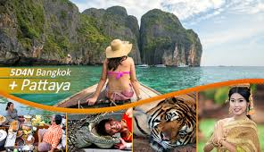 Thailand Tour Holiday Vacation 05 Days