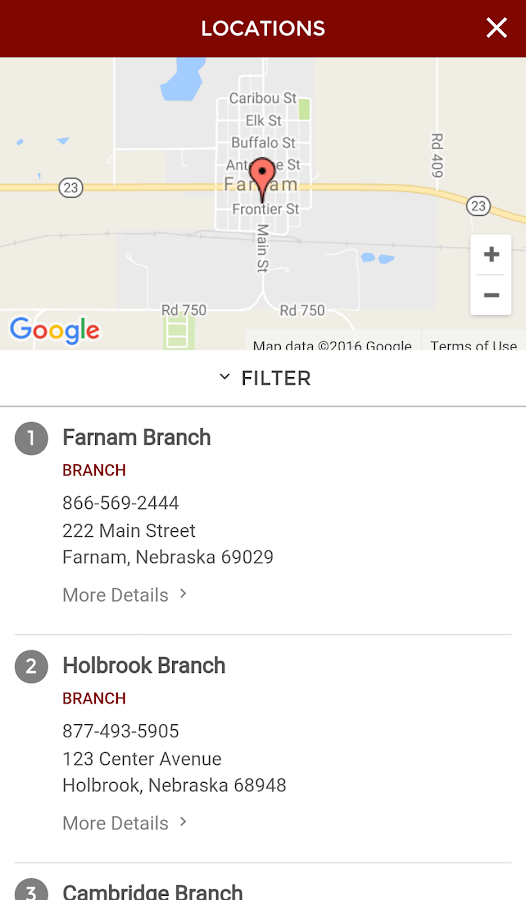 1st State Bank-Community Bank- screenshot