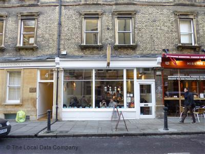 Jericho Coffee Traders On King Edward Street Cafe