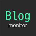 블로그 모니터 icon