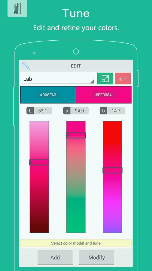 Color Grab - screenshot