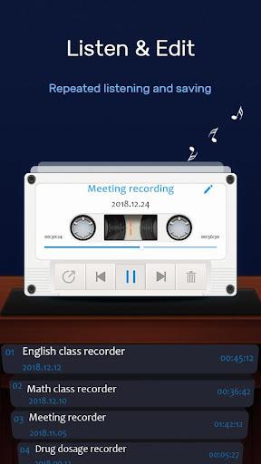 Audio Recorder - Easy Voice Recorder 1.0 app download 5