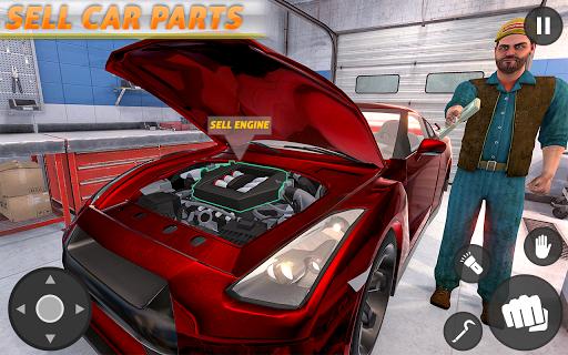 Tiny Thief and car robbery simulator 2019 apktram screenshots 4