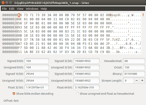 How to set up a hex editor on Kali Linux