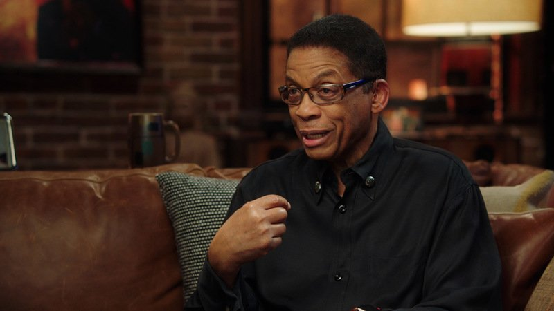 Online Piano course with Herbie Hancock