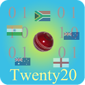 Stats of T20 Cricket World Cup icon