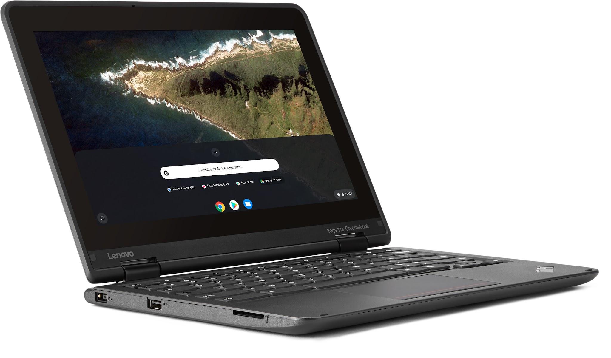 Lenovo Thinkpad 11e Yoga Chromebook - photo 2