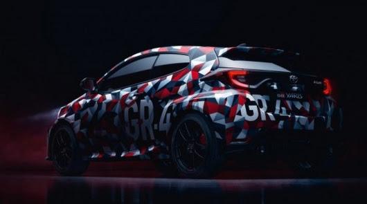 Toyota Alborán se prepara para recibir el GR Yaris