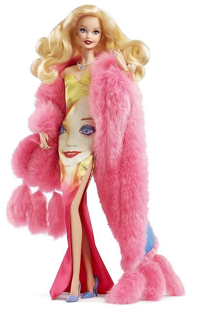 Barbie Andy Warhol III