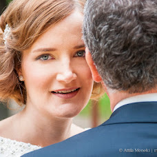 Wedding photographer Attila Monoki (monoki). Photo of 06.04.2015
