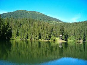 Photo: Siněvirské jezero
