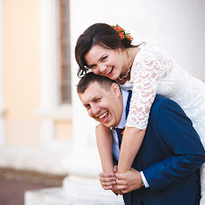 Wedding photographer Sergey Andreev (AndreevS). Photo of 10.10.2017