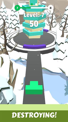 Stacky Tower Breaker: Fire Shooting Stack Ball 3D 2.6 screenshots 6