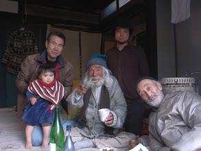 Photo: 大鹿村 辻信一さんらと