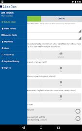 Equitable EZClaim Mobile Screenshot 11