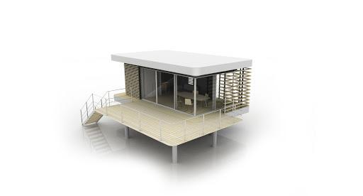 Module 25 m2 avec terrasse basse