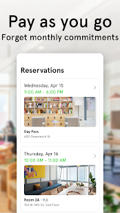 Download WeWork On Demand For PC Windows and Mac apk screenshot 5