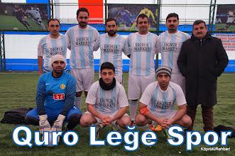 Photo: QURO LEĞE SPOR