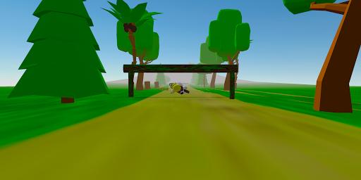Code Triche Running Crazy Farm mod apk screenshots 3