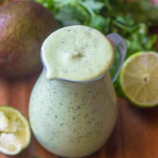Healthy Avocado Dressing Recipes.