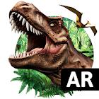 Monster Park AR - Jurassic Dinosaurs in Real World icon