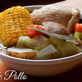 Caldo de Pollo Recipe | How to Make Mexican Chicken Soup.