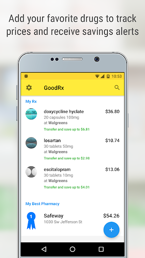 Download GoodRx Drug Prices and Coupons MOD APK 4