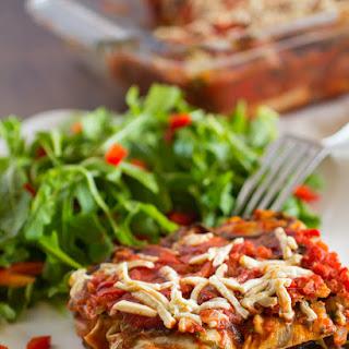 Dr. Fuhrman's Eggplant Rollups Recipe   Nutritarian   Vegan   Gluten-Free.