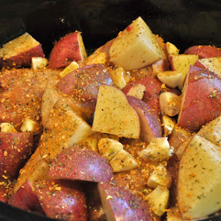 Chicken Red Potatoes Crock Pot Recipes