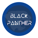 B-Panther EMUI 9 Theme Icon