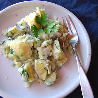 Buttered Potatoes With Parsley Recipes