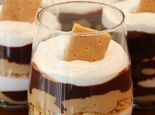 Chocolate Peanut Butter Parfaits Recipe