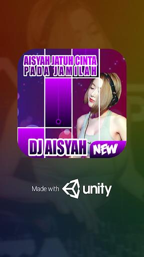 Piano Tiles DJ Aisyah Jamilah 2.3 screenshots 1