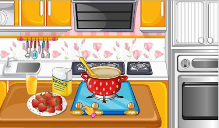 Cake Maker Story -Cooking Game 1.0.0 screenshot 339521