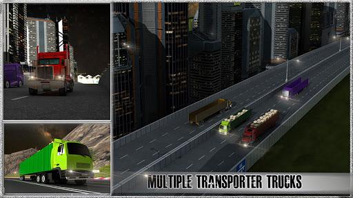 그랜드 트럭 드라이버 시뮬레이터