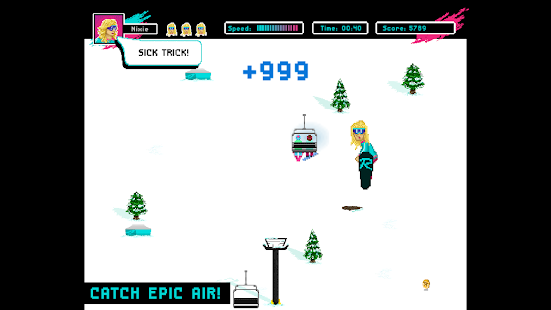 Rossignol Shreddin Since '87- screenshot thumbnail