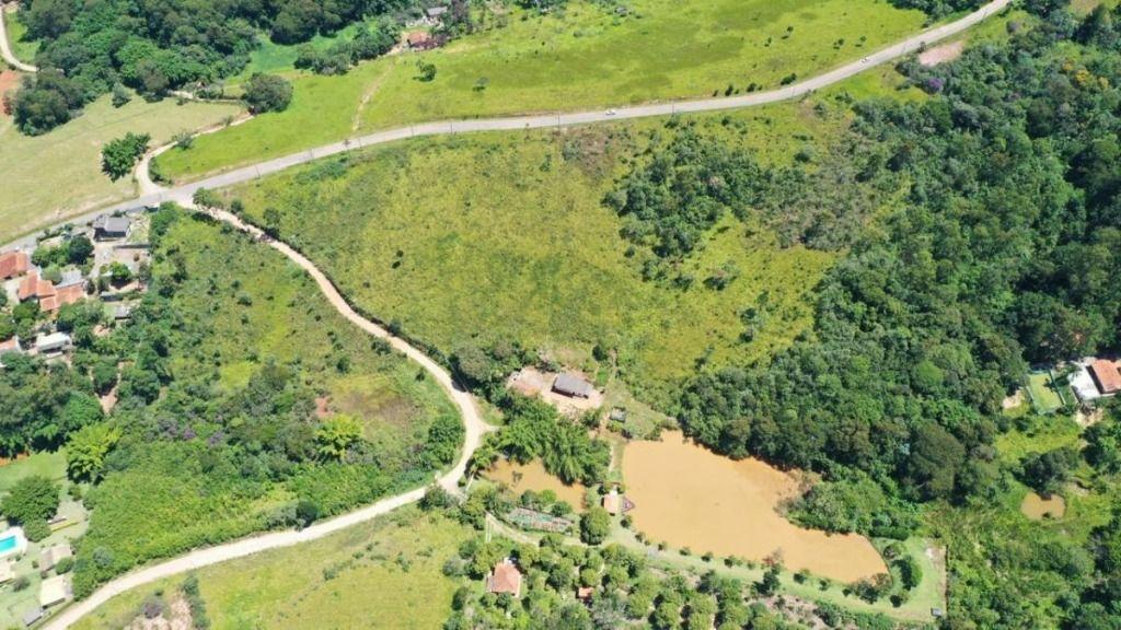 Área rural à venda, 147.620 m² por R$ 2.890.000 - Caxambu - Jundiaí/SP