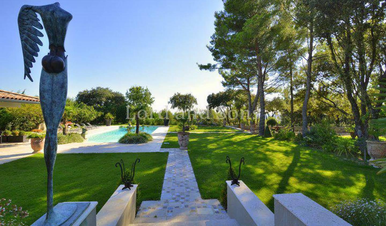Villa avec piscine Carpentras