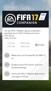 FIFA 17 Companion – Miniaturansicht des Screenshots