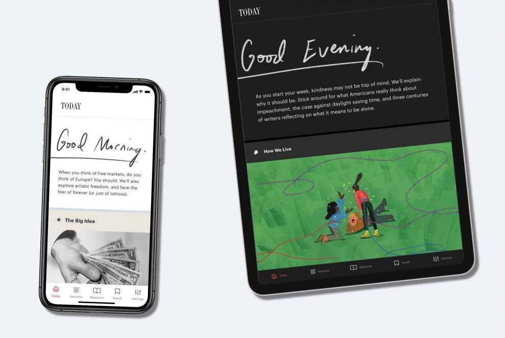 The Atlantic has a new, redesigned app