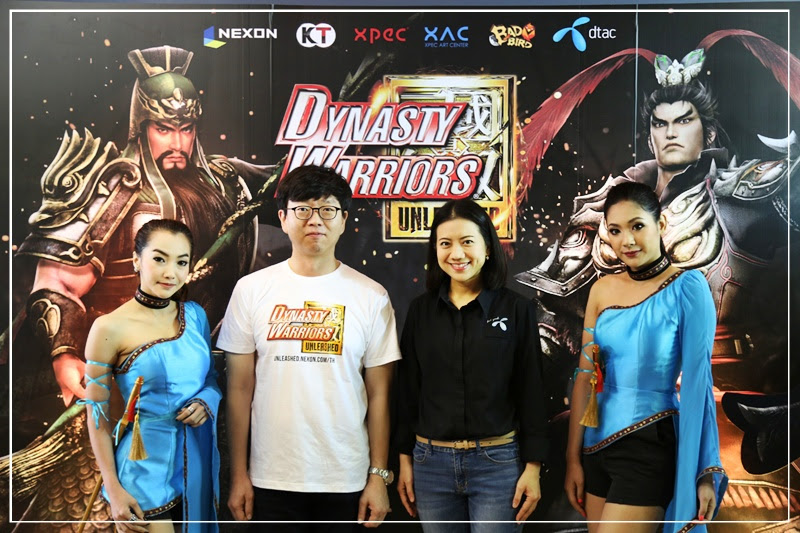 [Dynasty Warriors: Unleashed] 5 วัน 2 ล้านดาวน์โหลด! …การันตีความมัน!