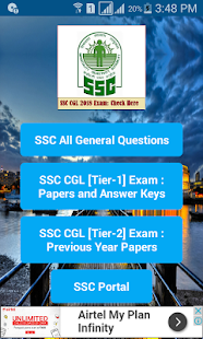 SSC Exam Questions - 2018 - náhled