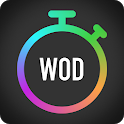 SmartWOD Timer - WOD timer for Cross Training icon