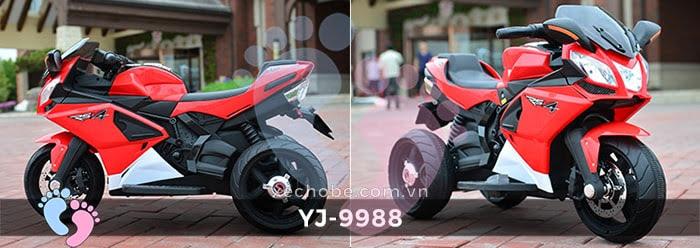Xe mô tô điện trẻ em YJ-9988 11