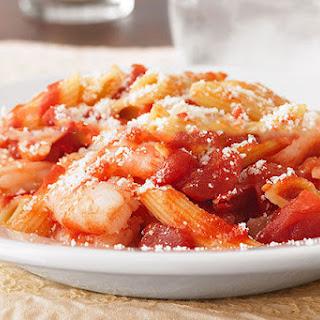 Shrimp Pomodoro Pasta