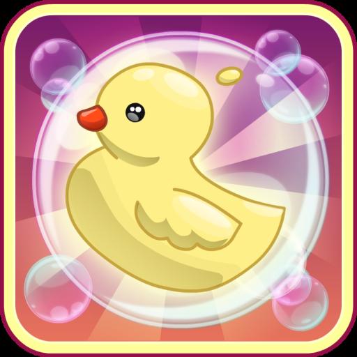 街机のFun Bubble Jump LOGO-記事Game