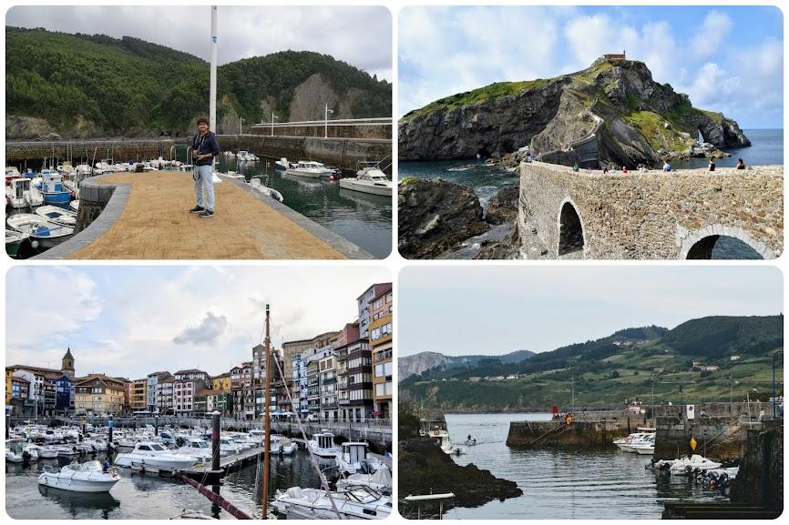 ruta en coche por el pais vasco