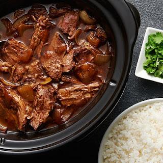 Slow-Cooker Korean Beef