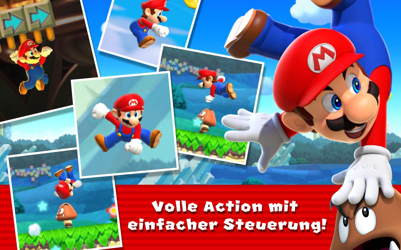 Super Mario Run – Screenshot