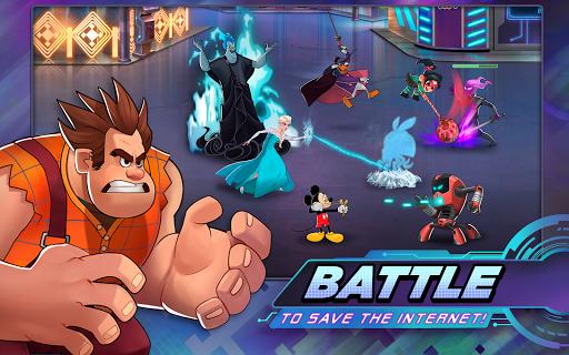 Disney Heroes: Battle Mode  captures d'écran 1
